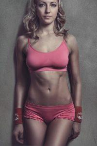fitness femme sportive