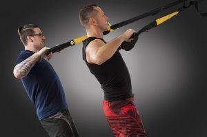 Le TRX pour muscler l'ensemble du corps