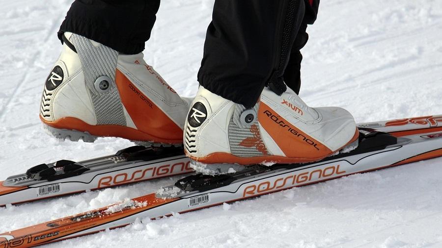 Débuter le ski dans le Massif Central