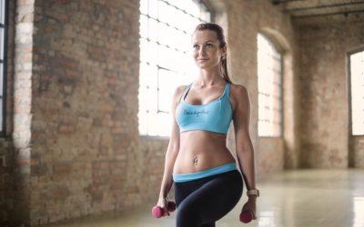 Fente avant : l'idéal pour muscler jambes et fessiers !