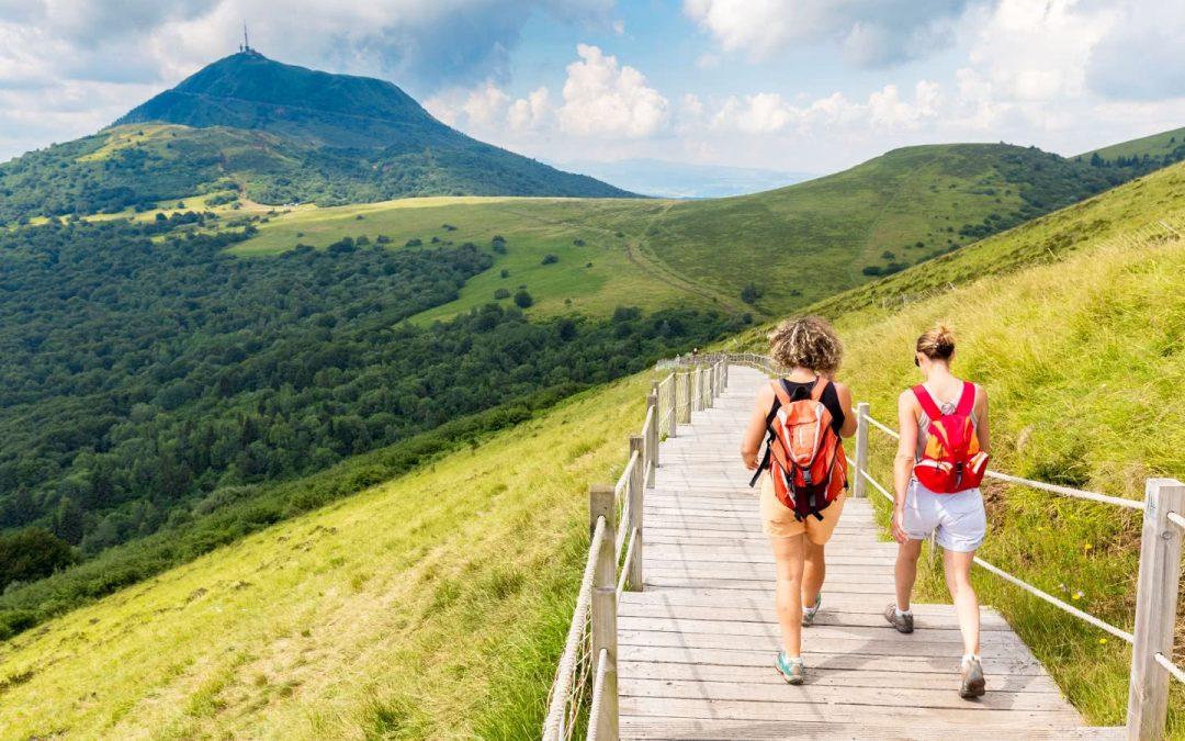 Vacances sensationnelles en Auvergne : du sport extrême au programme