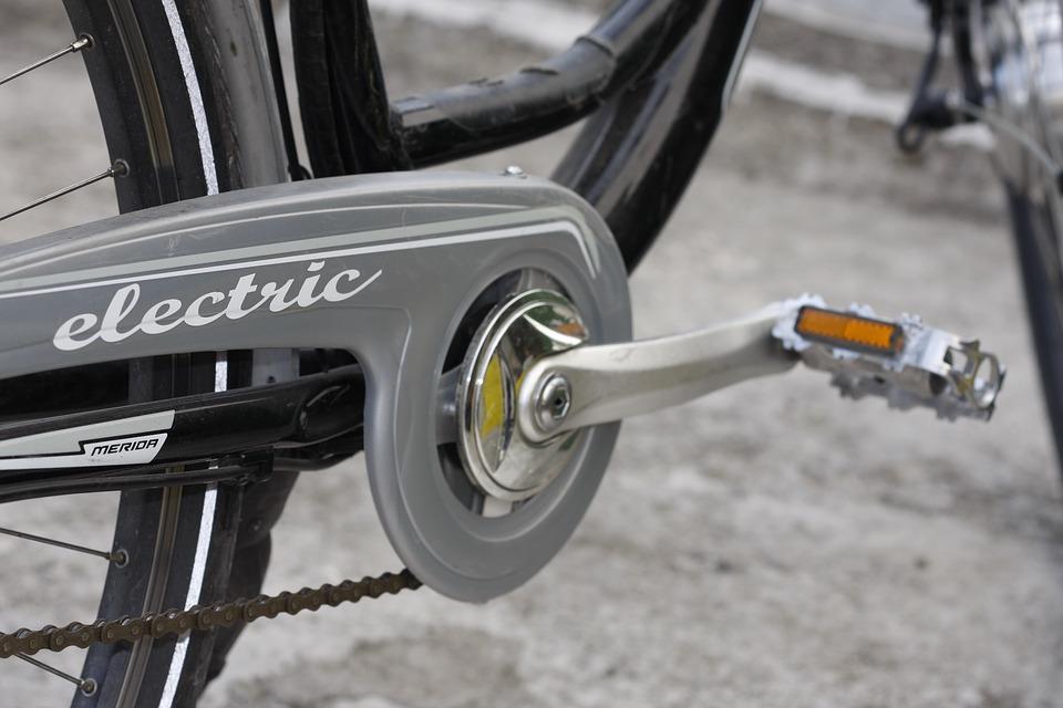 Faire du sport avec un vélo électrique !